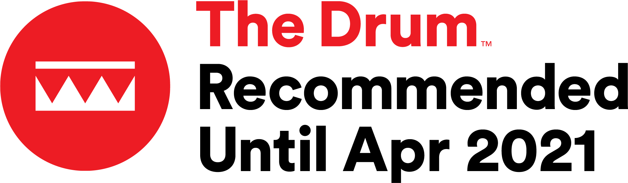 The Drum Recommended Agency logo
