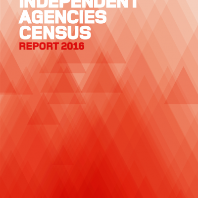 Publication Image - The Drum Independent Agencies Census 2016 (Full Report)