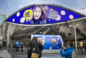 Our Mentos experiential campaign takes Birmingham by storm