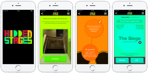 Implementing beacons at the National Theatre