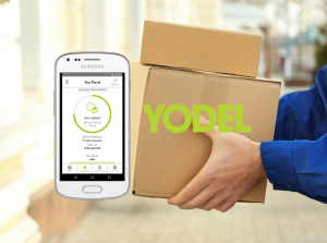 How we helped deliver Yodel's first ever customer app