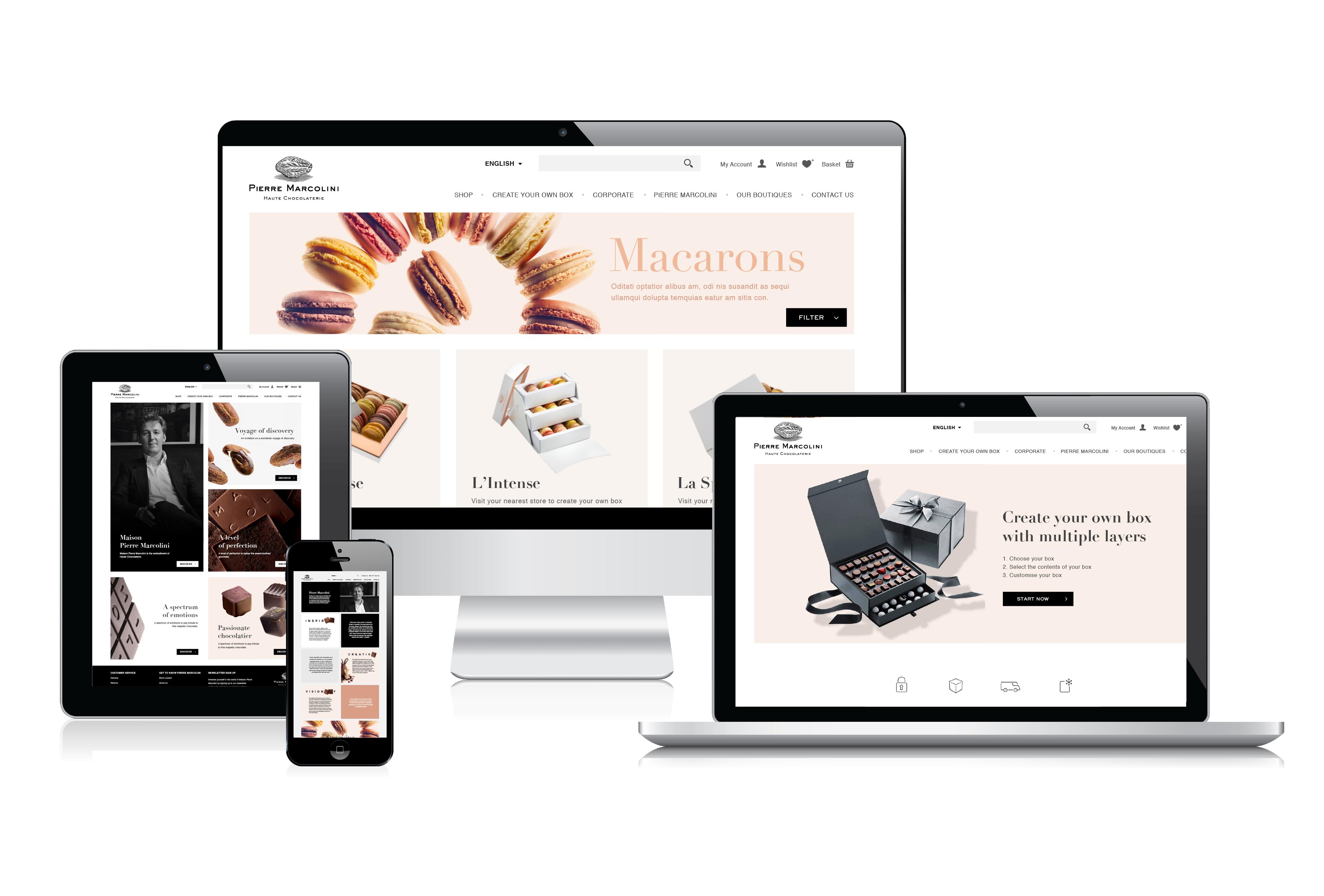 02c15697c34aa Lab - Case Studies - Luxury Ecommerce Web Design