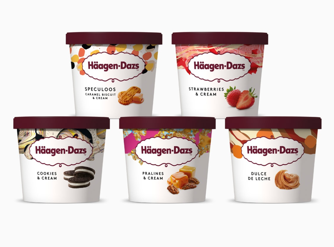 marketing promotional strategies and analysis haagen dazs Now, to be fair, häagen-dazs five is slightly lower in calories and fat (notice how skim milk comes first on the ingredients list instead of cream) and while plenty of regular häagen-dazs flavors only have five ingredients (chocolate, vanilla, strawberry), others do have many more.